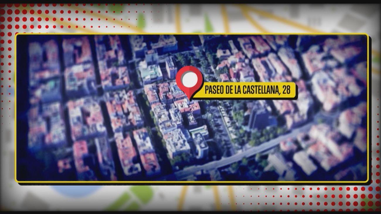 ¿Cuántas casas tenía Franco en Madrid?