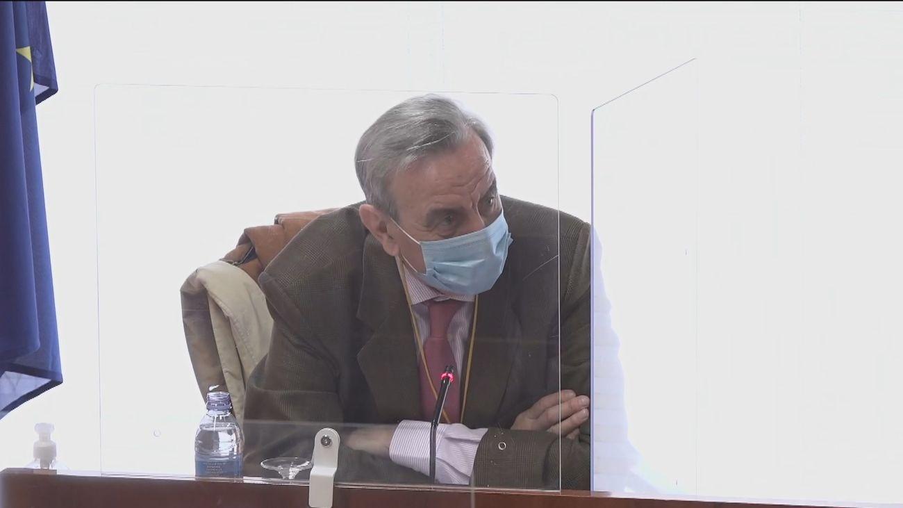 Burgueño dice que Madrid tenía un plan para medicalizar las residencias que nunca se puso en marcha