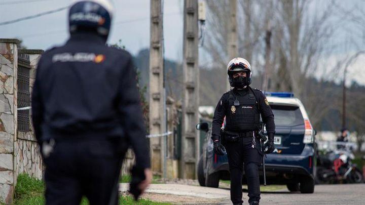 A la espera de pasar a disposición judicial el detenido  por matar a una joven y herir a su pareja en Orense
