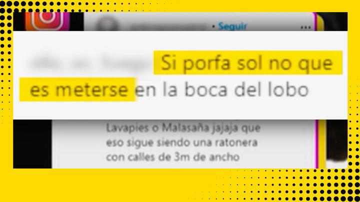 Aparecen mensajes en redes sociales que llaman a tomar las calles de Madrid este sábado
