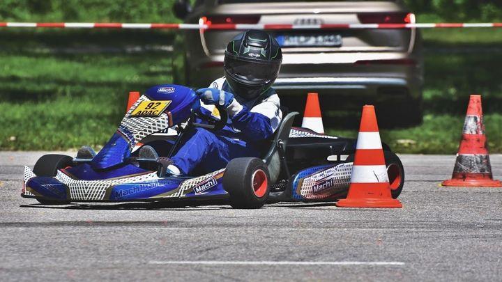 El mejor circuito de karts de la Comunidad está en Rivas Vaciamadrid