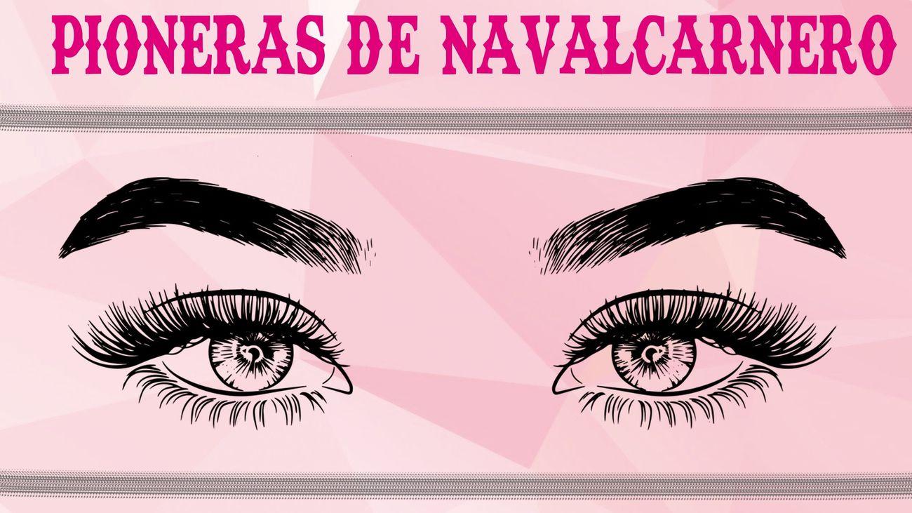 Cartel de la iniciativa del Área de la Mujer de Navalcarnero