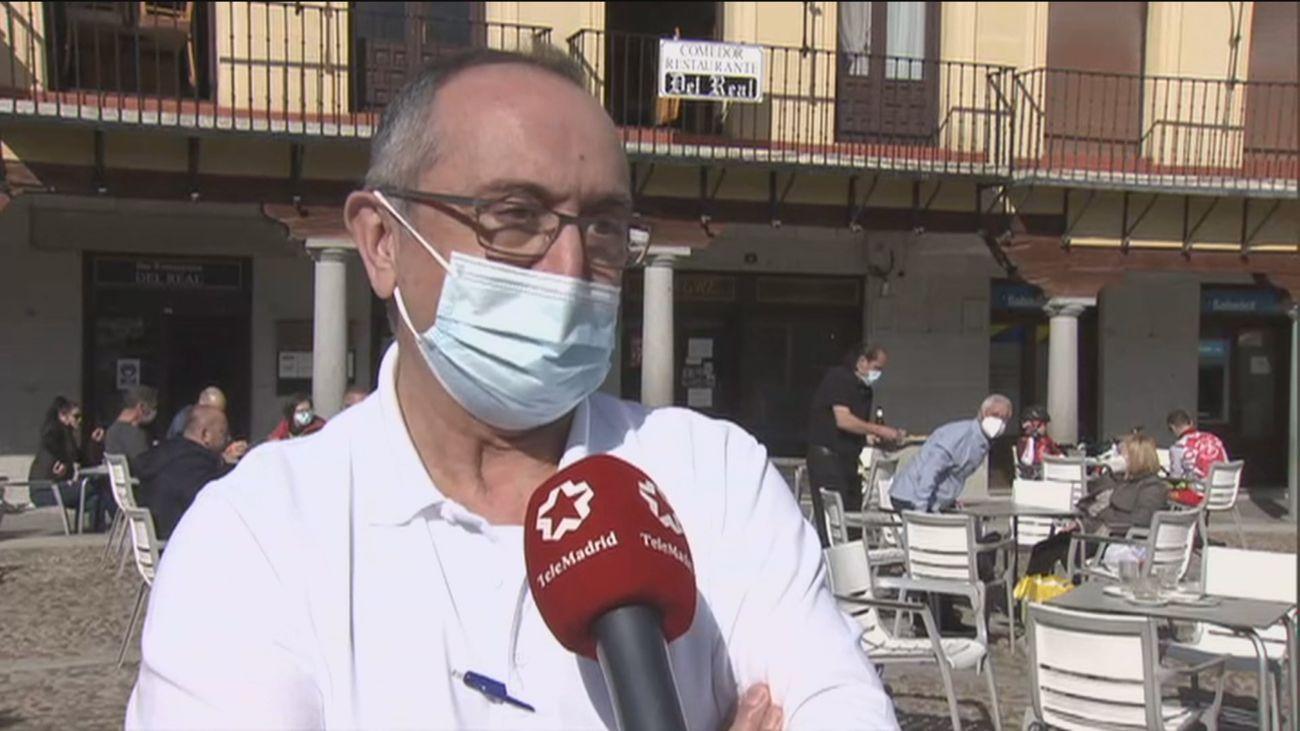 Esperanza en la hostelería madrileña tras el aumento de las reservas y una hora más de toque de queda
