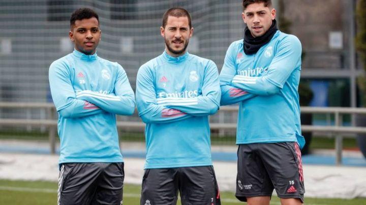 """Rodrygo y Valverde anuncian su regreso """"pronto"""""""