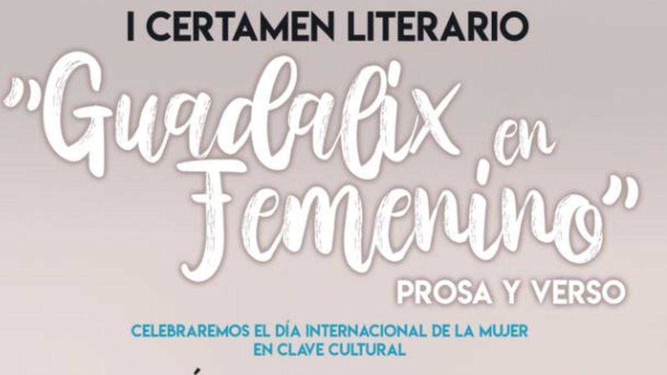 Guadalix combate la desigualdad de género con su primer concurso literario