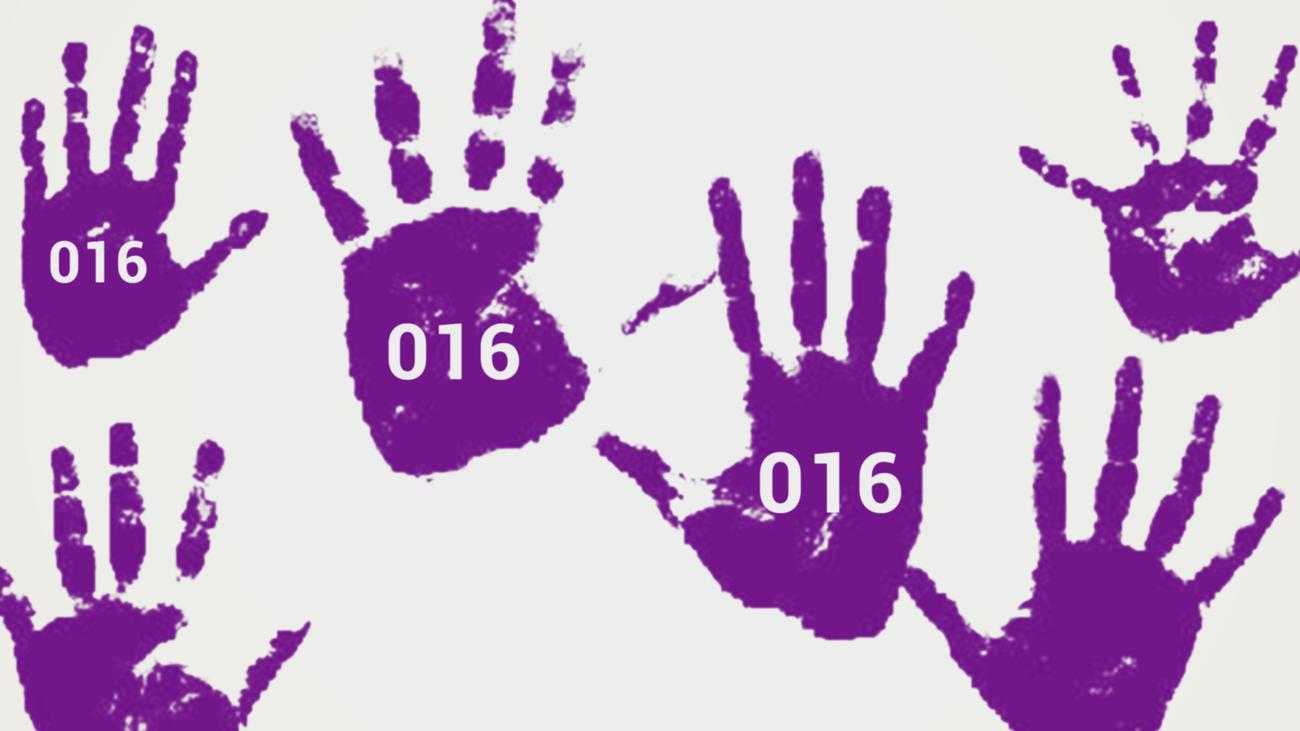 El 016 es el teléfono de atención a las víctimas de violencia de género