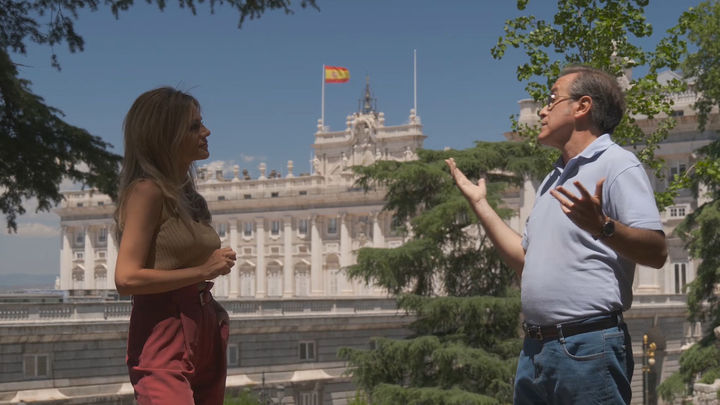 La historia revoluciona el prime time: 'Desmontando Madrid' marca su máximo histórico, con un 9,5% de share