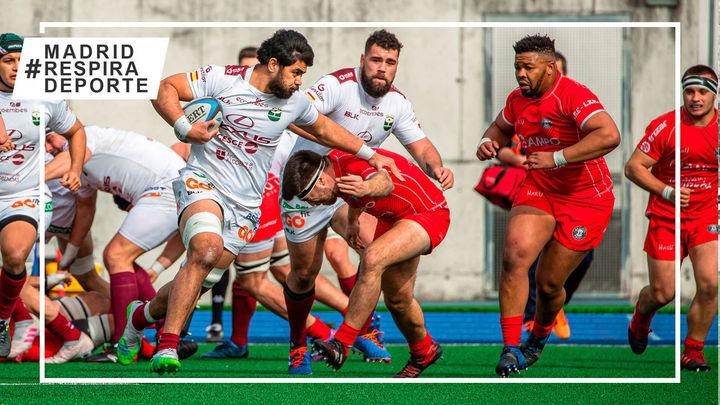 Alcobendas Rugby suma su segunda derrota de la temporada