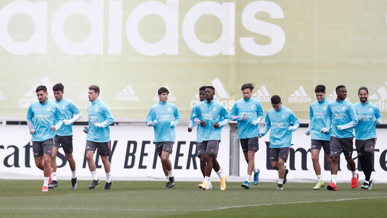 Zidane repite convocatoria ante el Atalanta sin Benzema