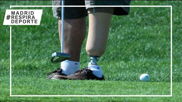 El milagro del golf adaptado madrileño