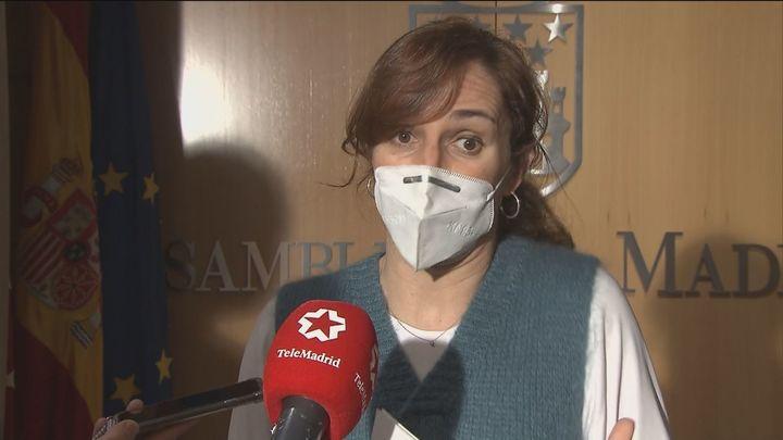 """El PP pide la dimisión de ladiputada de Más Madrid Mónica García por haber """"estafado"""" a la Asamblea"""