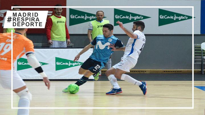 Movistar Inter iniciará la Liga recibiendo al Ribera Navarra