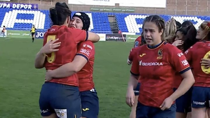 Yunke, seleccionador femenino de rugby, analiza los retos del equipo