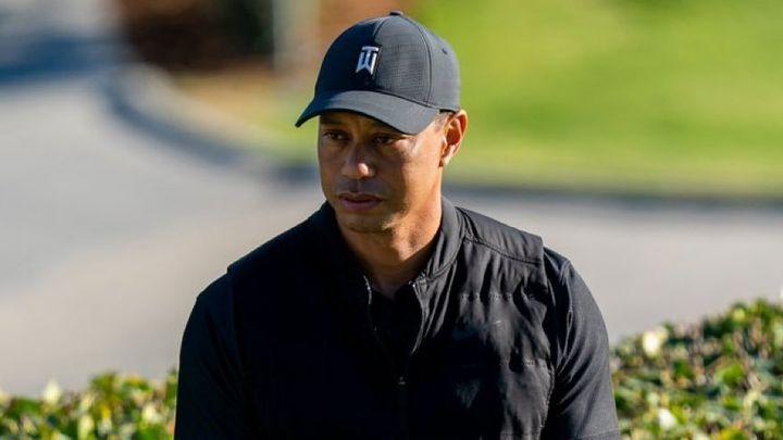 Tiger Woods, herido de gravedad en un accidente de coche