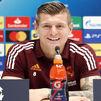 """Kroos: """"Ante el Atalanta es una final para nosotros"""""""
