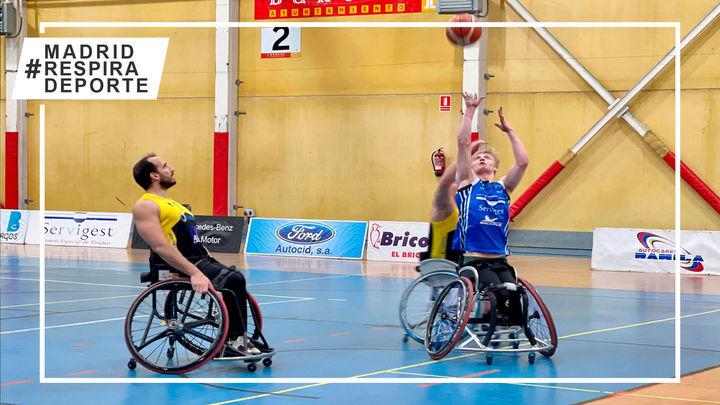 Ni Ilunion, ni Las Rozas ni Getafe suman victorias en la Liga de Baloncesto en Silla de Ruedas