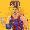Pau Gasol vuelve al Barça 20 años después