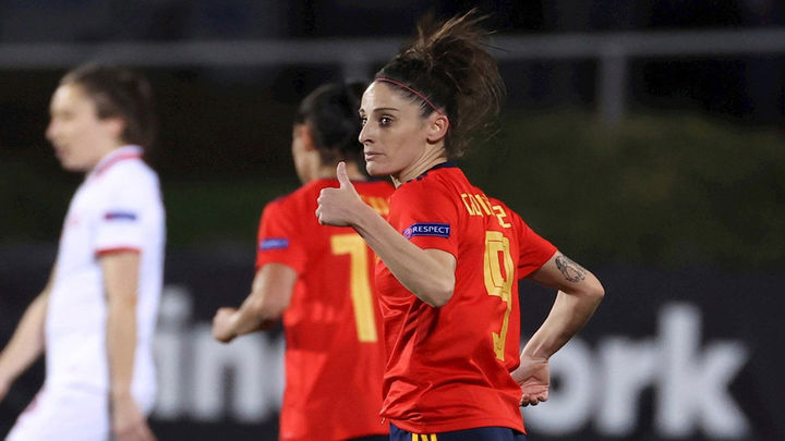 3-0. España celebra ir a la Euro con una goleada a Polonia