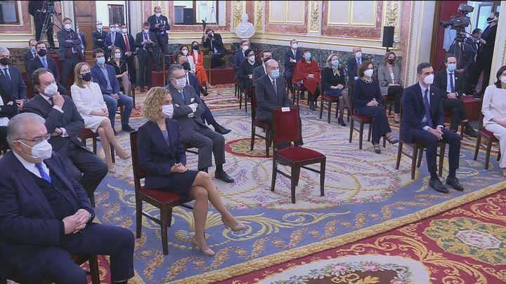 Día especial en el Congreso por la conmemoración del 40 aniversario del 23-F