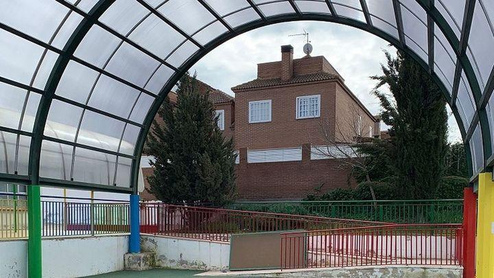 El Ayuntamiento de Arroyomolinos concluye los trabajos de remodelación del colegio El Torreón