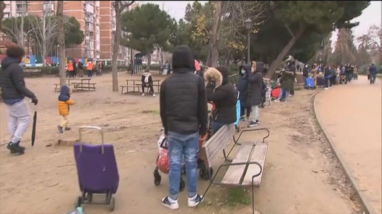 Dos de cada tres familias españolas agotan sus ingresos antes de fin de mes