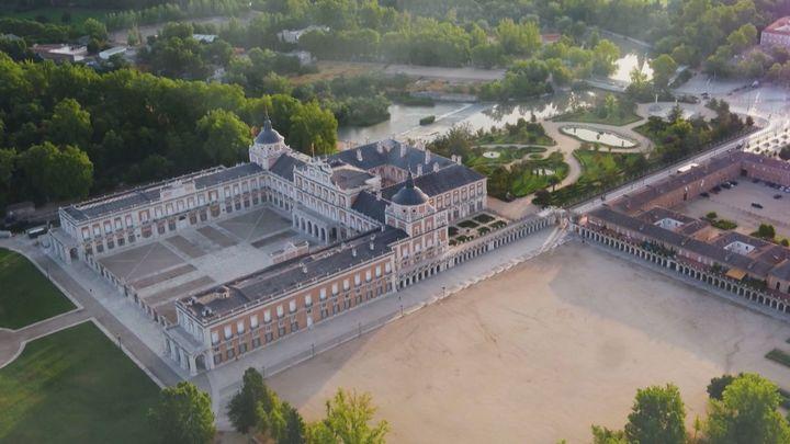 Los majestuosos jardines de Aranjuez
