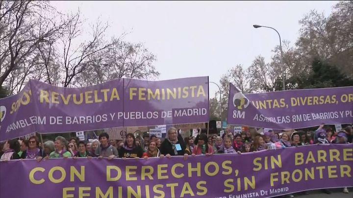"""Darias desautoriza a Franco y dice que """"no ha lugar"""" a las manifestaciones del 8M en pandemia"""