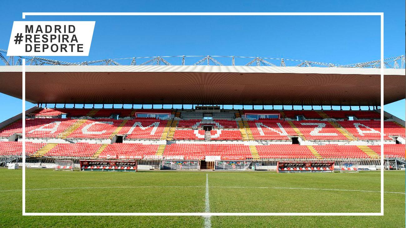 Estadio del AC Monza