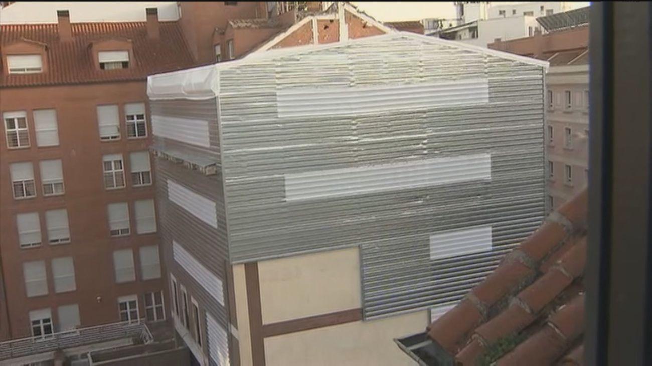 Continúa la pesadilla para los vecinos del 102 de la calle Toledo un mes después de la explosión
