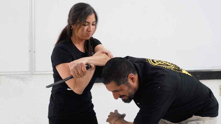 ¡Apúntate a los cursos de defensa personal para mujeres en Boadilla del Monte!