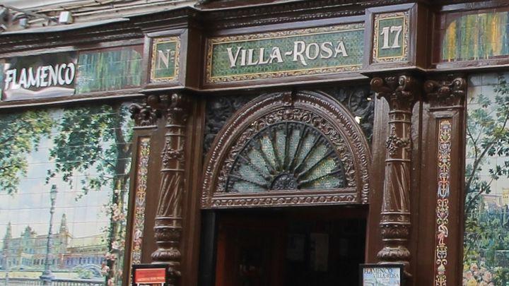 Cierra el tablao Villa Rosa tras 110 años de historia