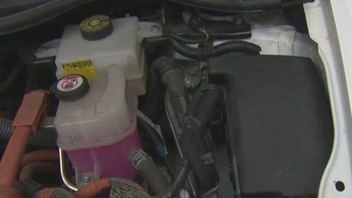 Ladrones de baterías de coche en Villaverde Bajo