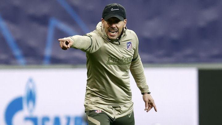"""Simeone: """"En septiembre hubiera firmado estar así"""""""