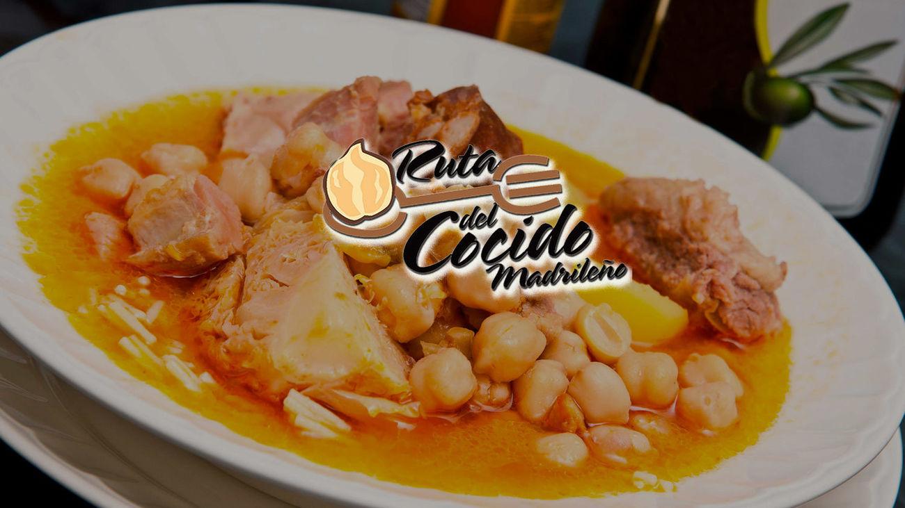 La XI Ruta del Cocido Madrileño