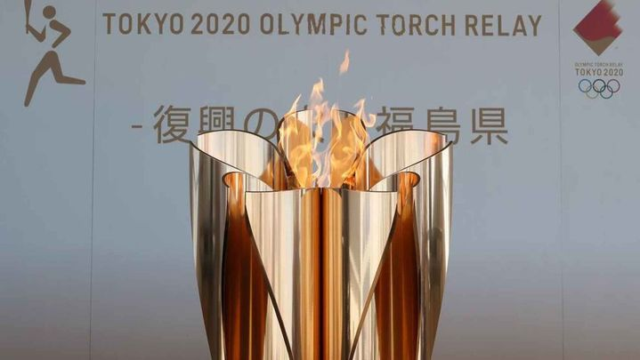 La llama olímpica iniciará su ruta en marzo en Japón con medidas anti-covid