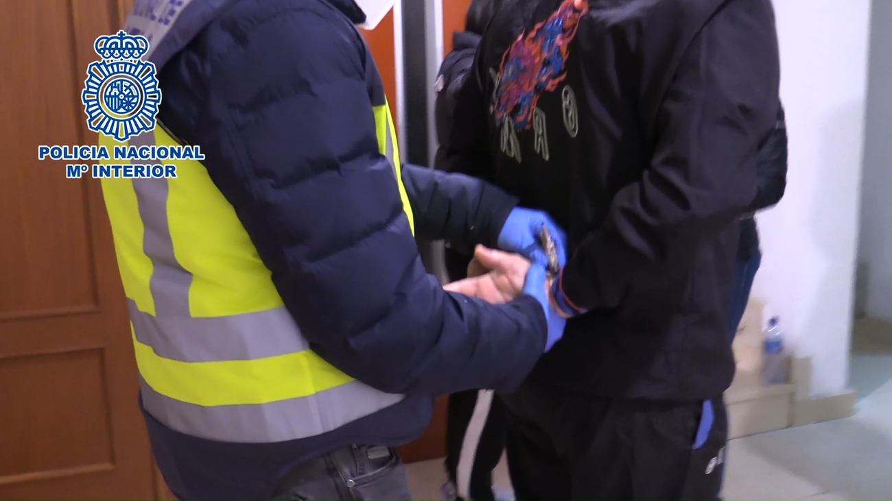 Detenidos 26 grafiteros por causar daños en medios de transporte de Madrid durante el temporal Filomena
