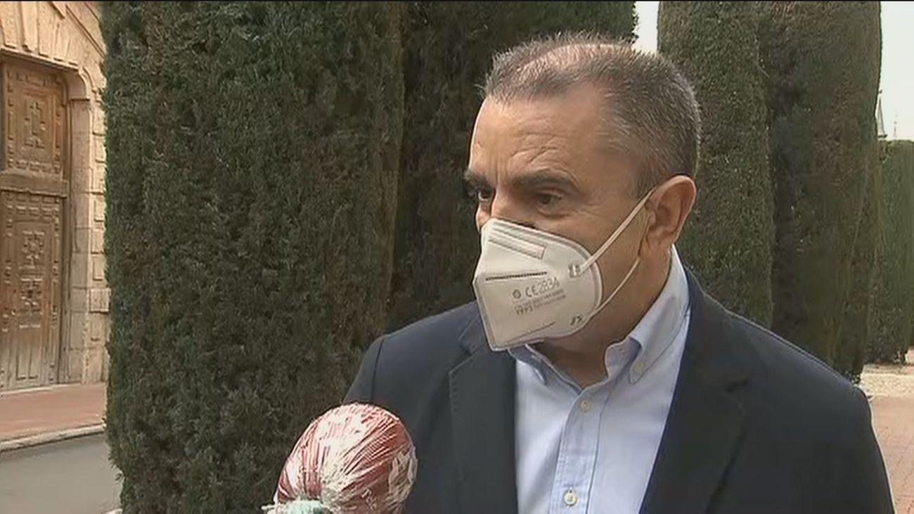 """Franco asegura que si """"Sanidad lo desaconseja, las concentraciones del 8-M se prohibirán"""""""