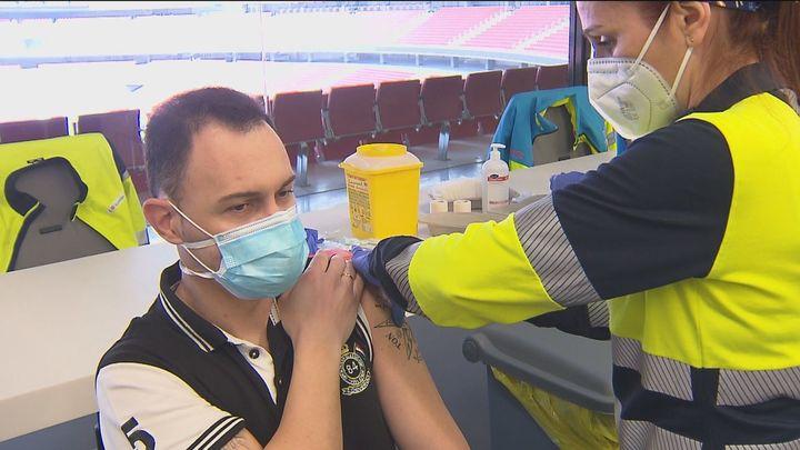 Madrid vuelve a vacunar este miércoles con AstraZeneca
