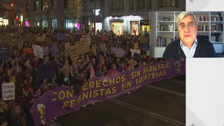 """Badiola: """"No debería haber manifestaciones del 8-M; la autoridad sanitaria no es Simón, sino la ministra Darias"""""""