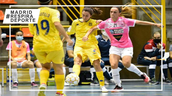 Antepenúltima jornada para Futsi Navalcarnero, Leganés y Alcorcón en la Primera RFEF Futsal Femenina