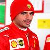 Ferrari presenta a Carlos Sainz