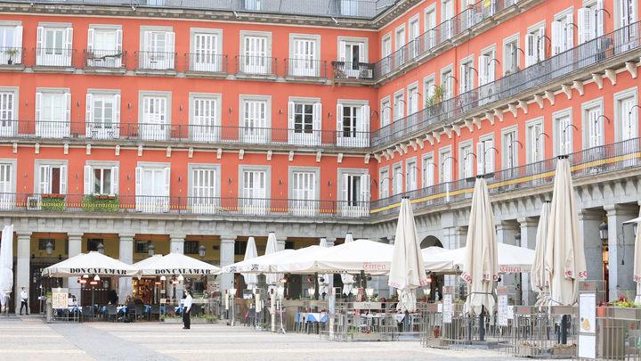 Los hosteleros madrileños donan menaje a los comedores sociales