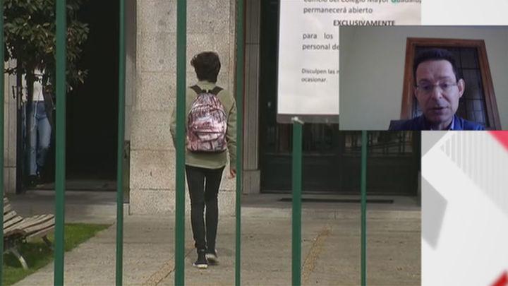 """El brote en el Colegio Mayor Guadalupe está controlado: """"No somos vector de contagio"""""""
