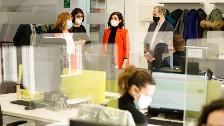 Inaugurado en Alcorcón el nuevo centro de referencia de FP online de Madrid