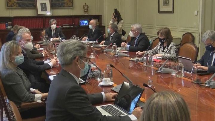 El PP veta a Rosell y a De Prada para el CGPJ y Sánchez habla de bloqueo