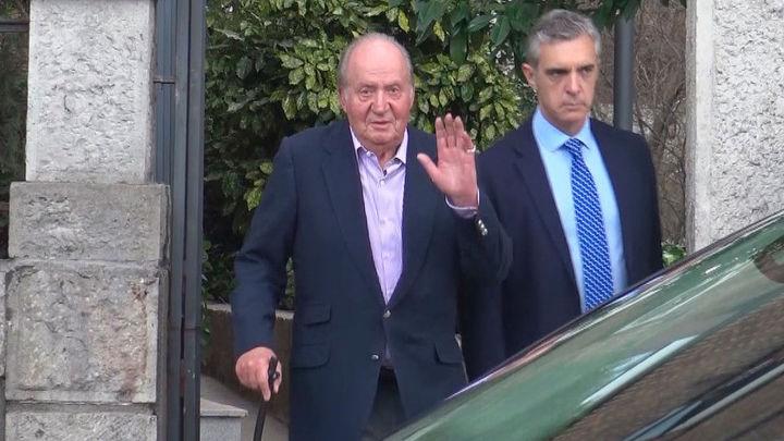 """El abogado del rey Juan Carlos confirma la regularización fiscal de """"gastos por viajes y servicios"""""""