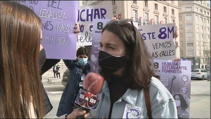 El Sindicato de Estudiantes denuncia la prohibición de su manifestación el 8-M