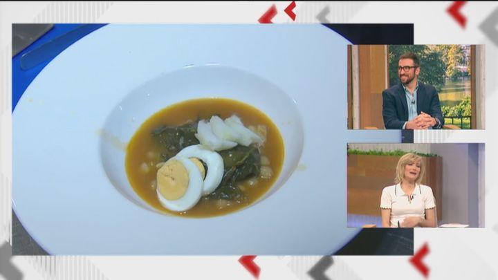 La receta del potaje de vigilia de la abuela del restaurante Pristino