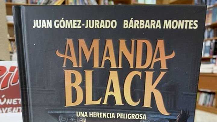 Juan Gómez Jurado y Bárbara Montes nos presentan a 'Amanda Black'