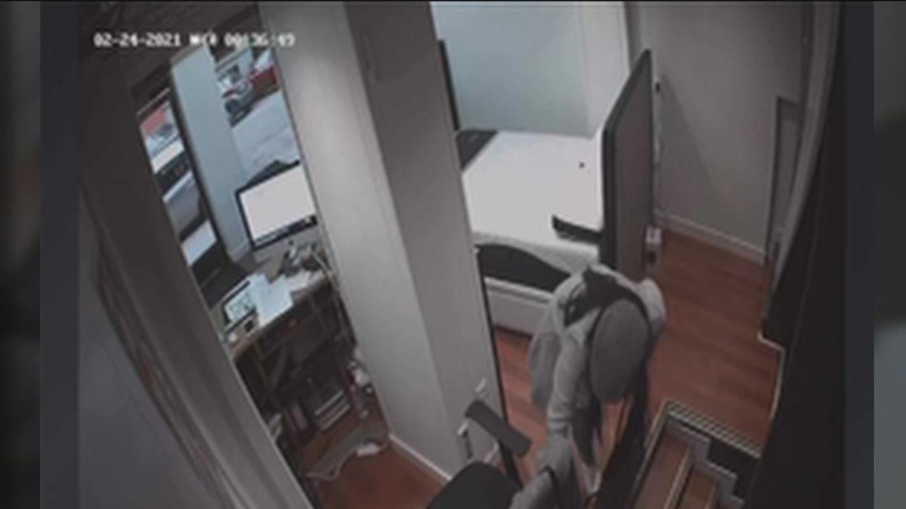 Oleada de robos al descuido en una calle del distrito de Salamanca